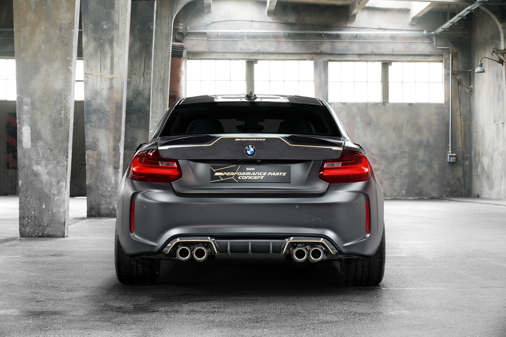 bmw m2 m performance parts concept to debut in goodwood. Black Bedroom Furniture Sets. Home Design Ideas