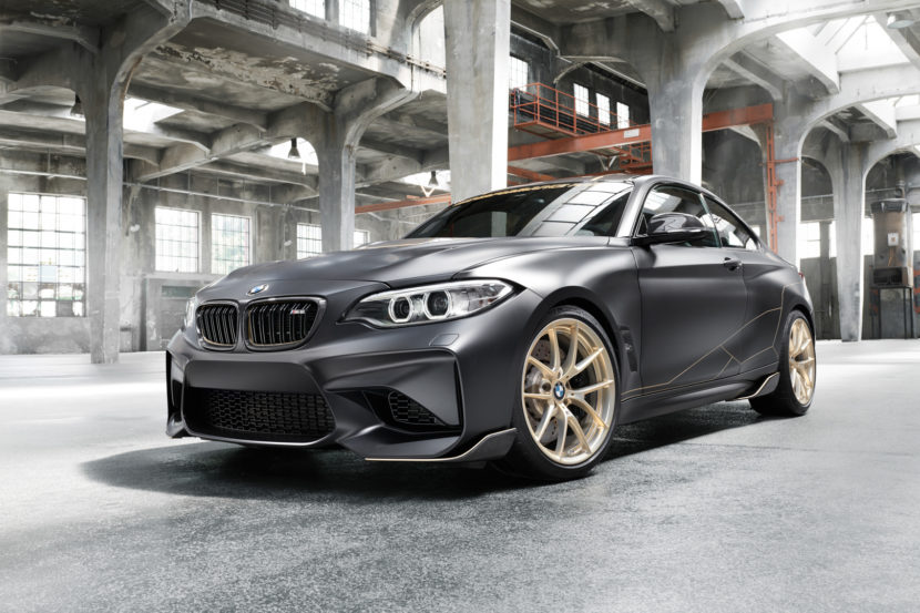 BMW M2 M Performance Parts Concept 2 830x553