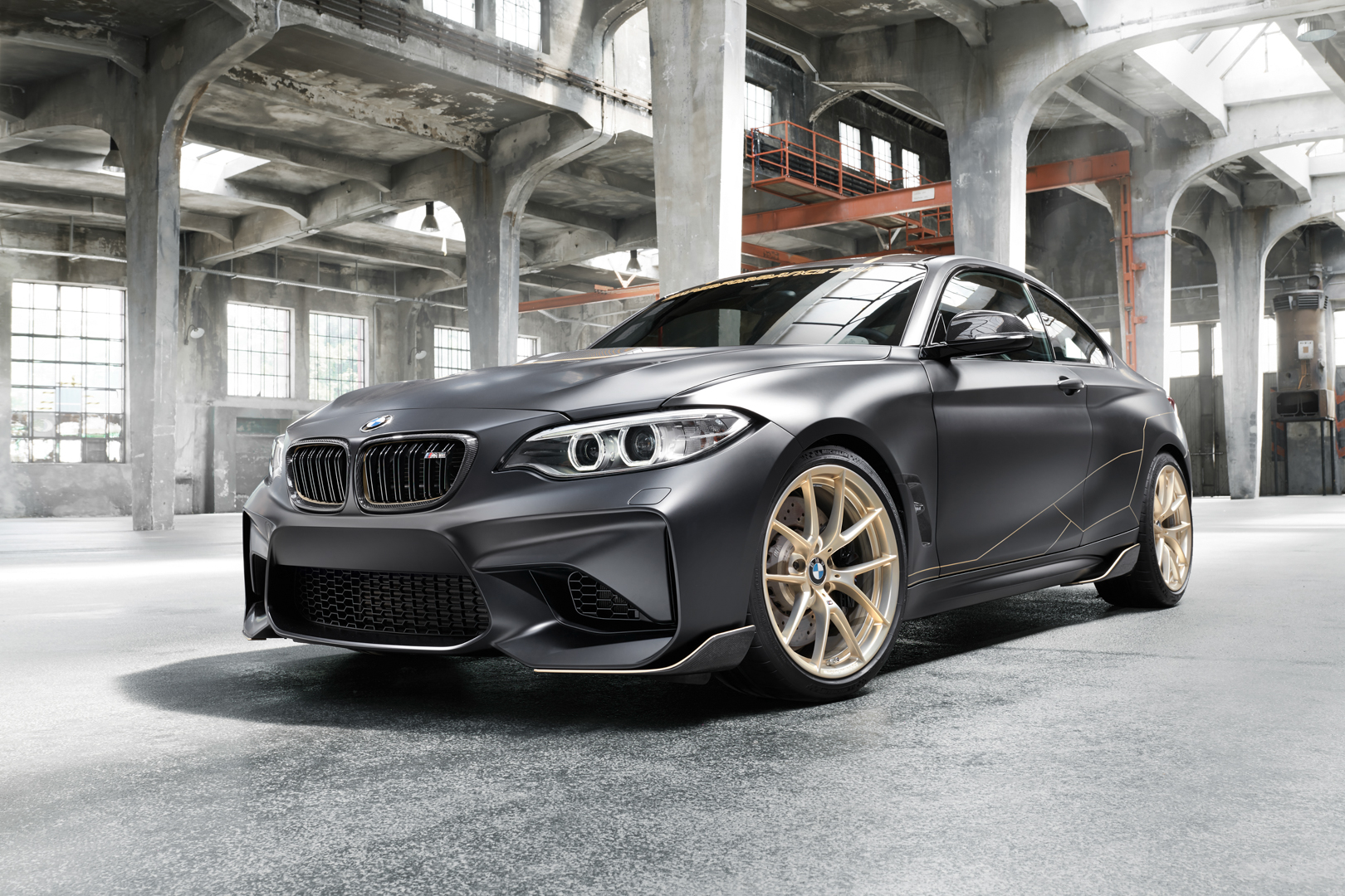 BMW M2 M Performance Parts Concept 2