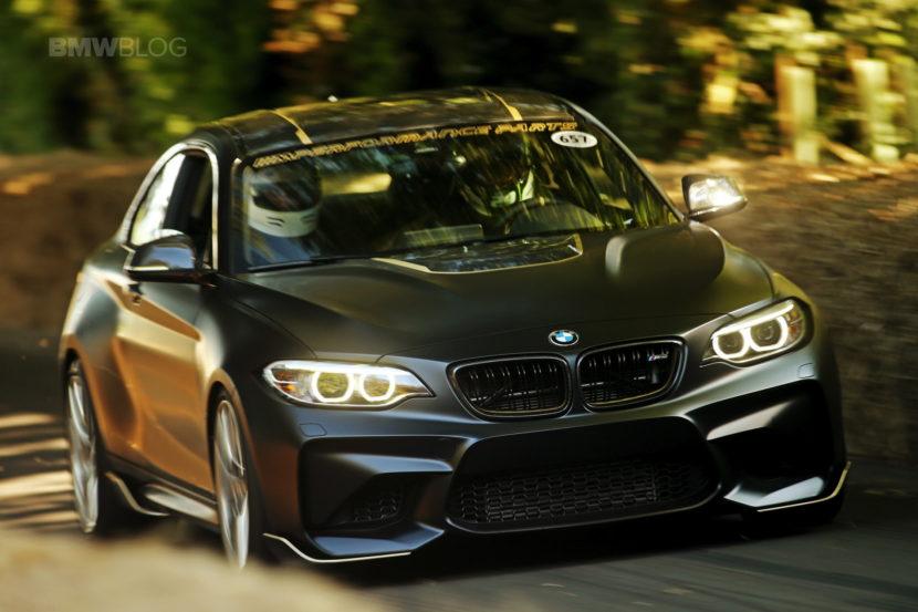 BMW M2 M Performance Parts Concept 2018 03 830x553