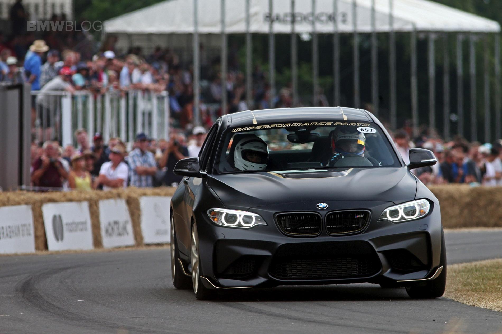 BMW M2 M Performance Parts Concept 2018 08