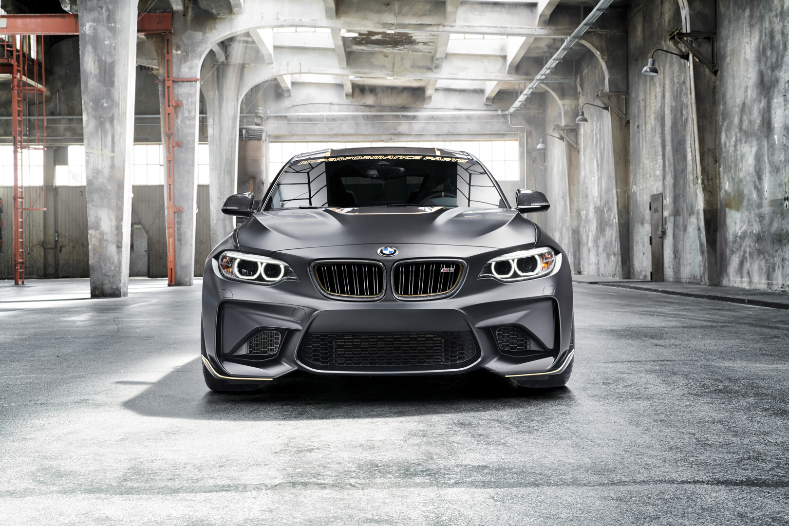 BMW M2 M Performance Parts Concept to debut in Goodwood
