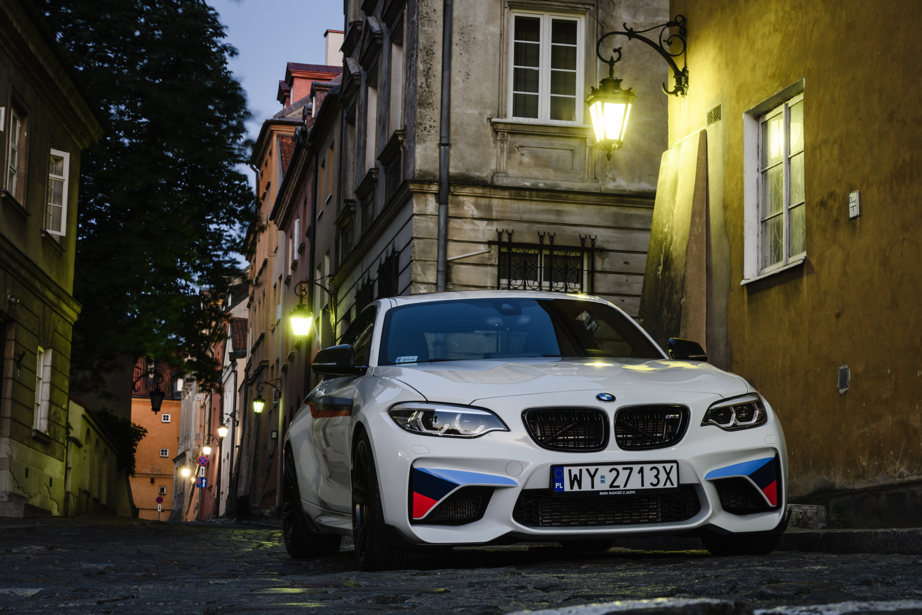 BMW M2 with M Performance Tuning 01