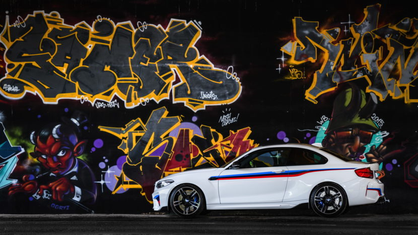 BMW M2 with M Performance Tuning 02 830x466