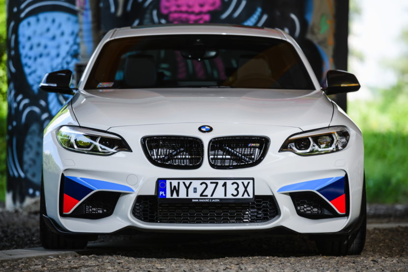 BMW M2 with M Performance Tuning 14 830x553