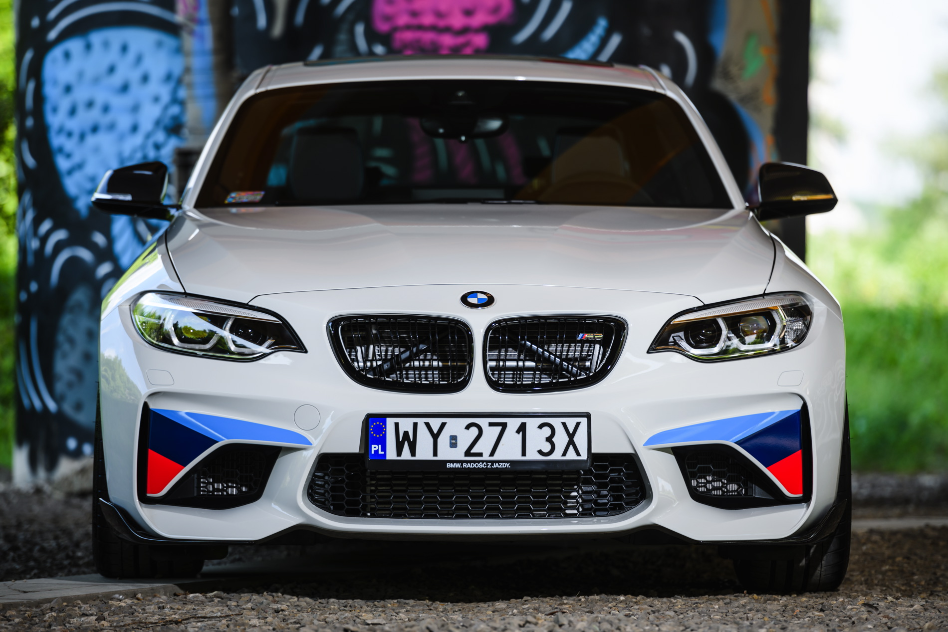 BMW M2 with M Performance Tuning 14