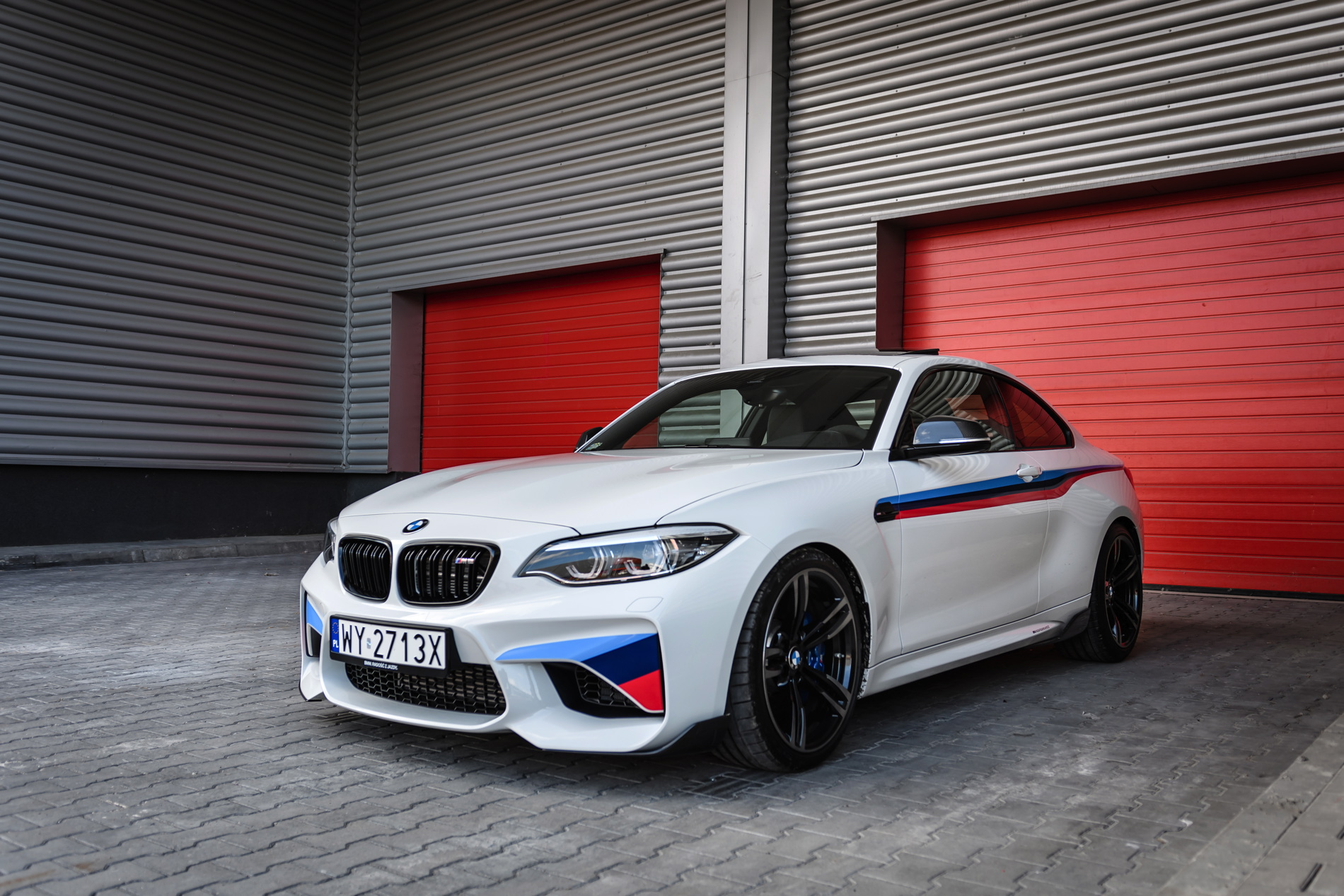 BMW M2 with M Performance Tuning 20