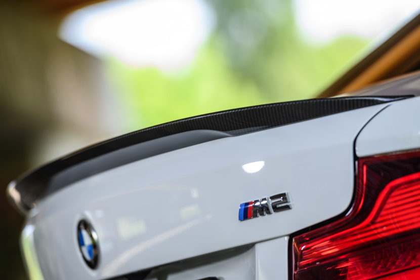 BMW M2 with M Performance Tuning 51 830x553