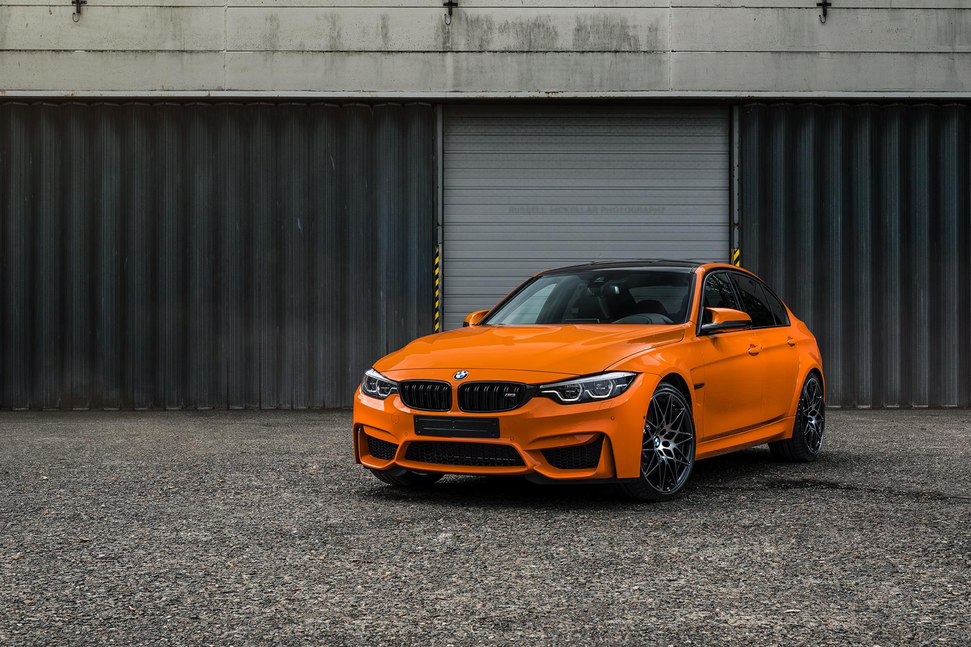 BMW M3 Manufactur Edition 01