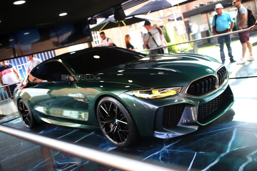 BMW M8 Gran Coupe concept images 08 830x553