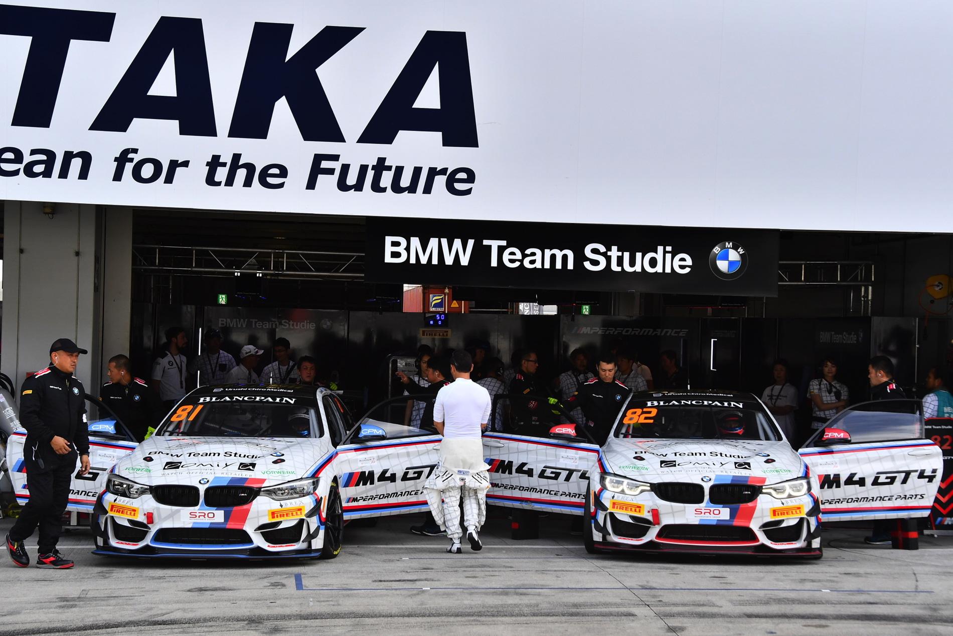 BMW Team Studie M4 GT4 01