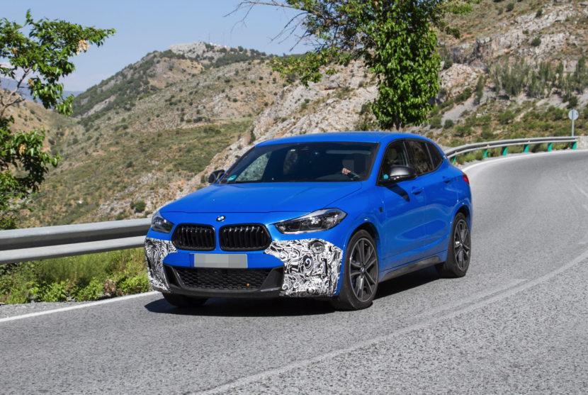 BMW X2 M35i 2019 11 830x557