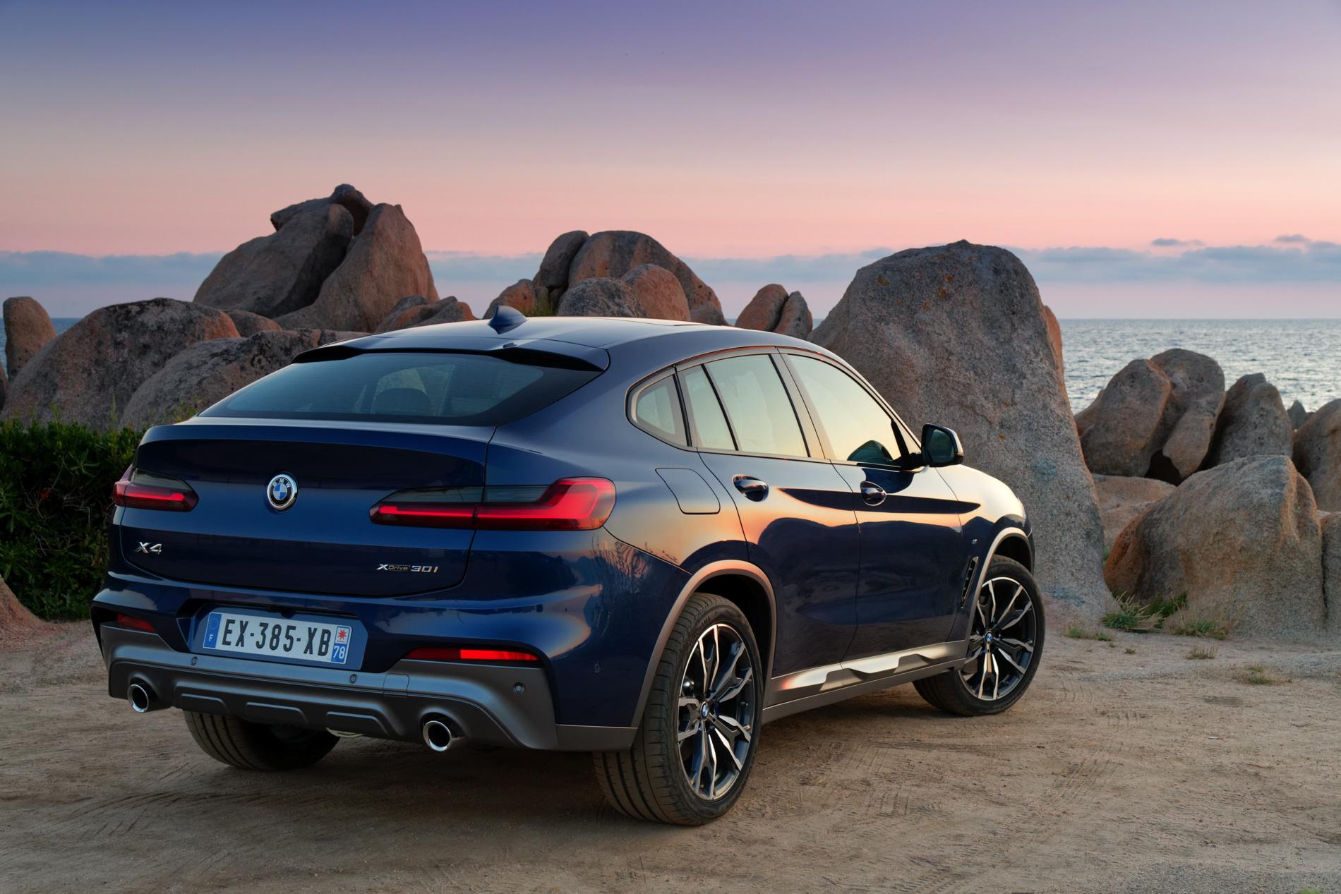 BMW X4 Phytonic Blue 01