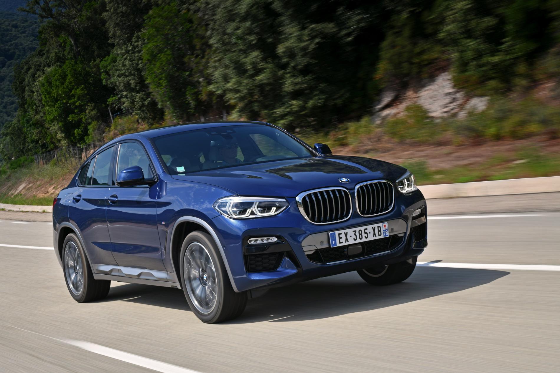 BMW X4 Phytonic Blue 31
