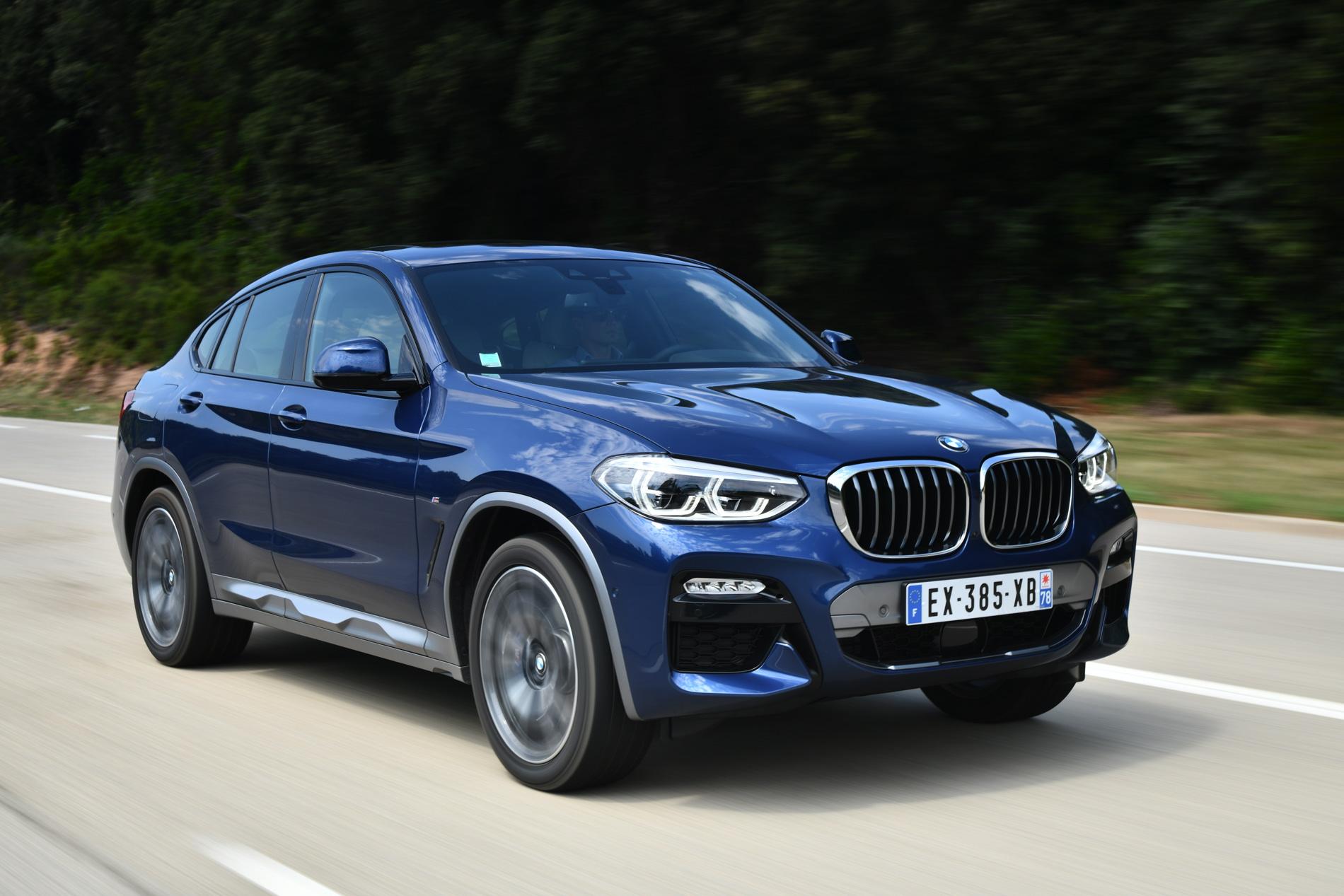 BMW X4 Phytonic Blue 34
