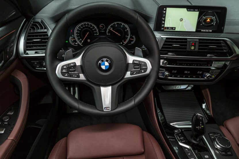 BMW X4 Sinaia 52 830x553
