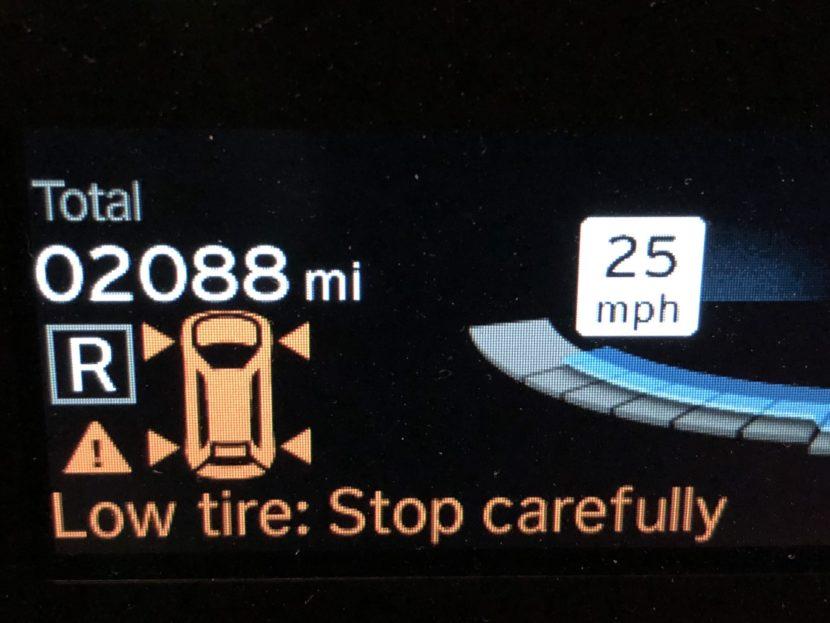 BMW i3 flat tire fix 12 830x623