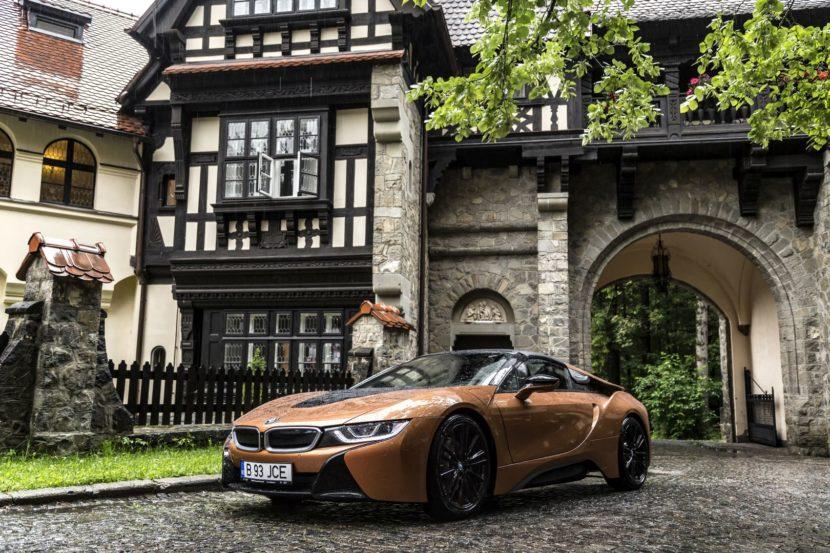 BMW i8 Roadster Sinaia 16 830x553