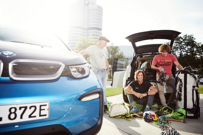 P90313565 highRes bmw i3 for coast to  830x553