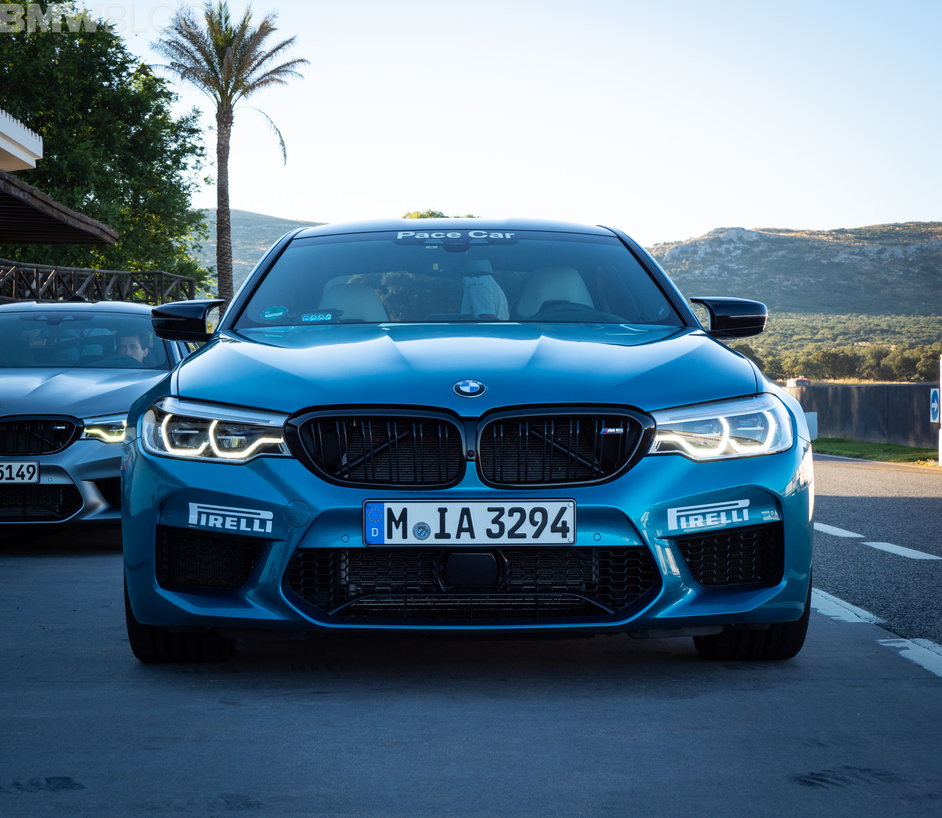 bmw m5 competition photos 1
