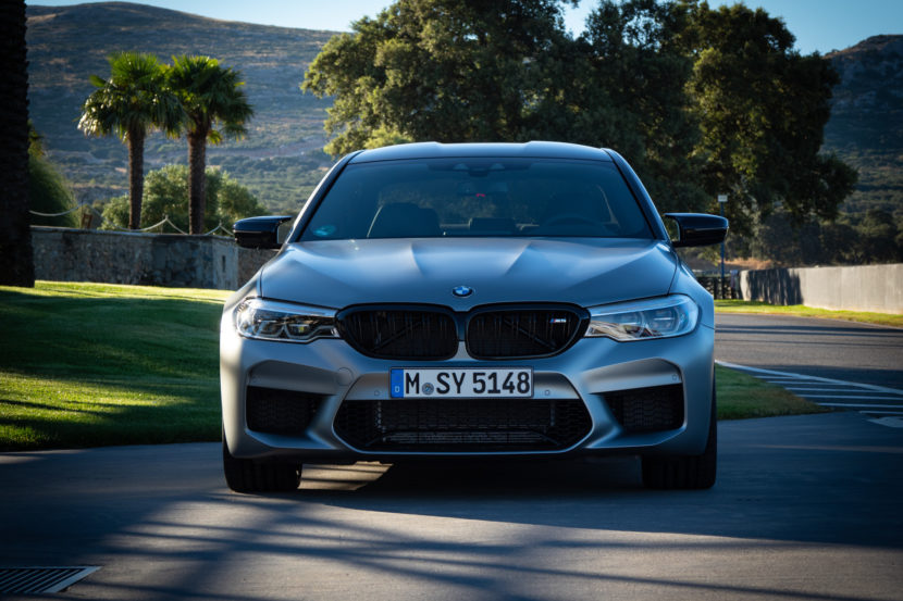 bmw m5 competition photos 13 830x553