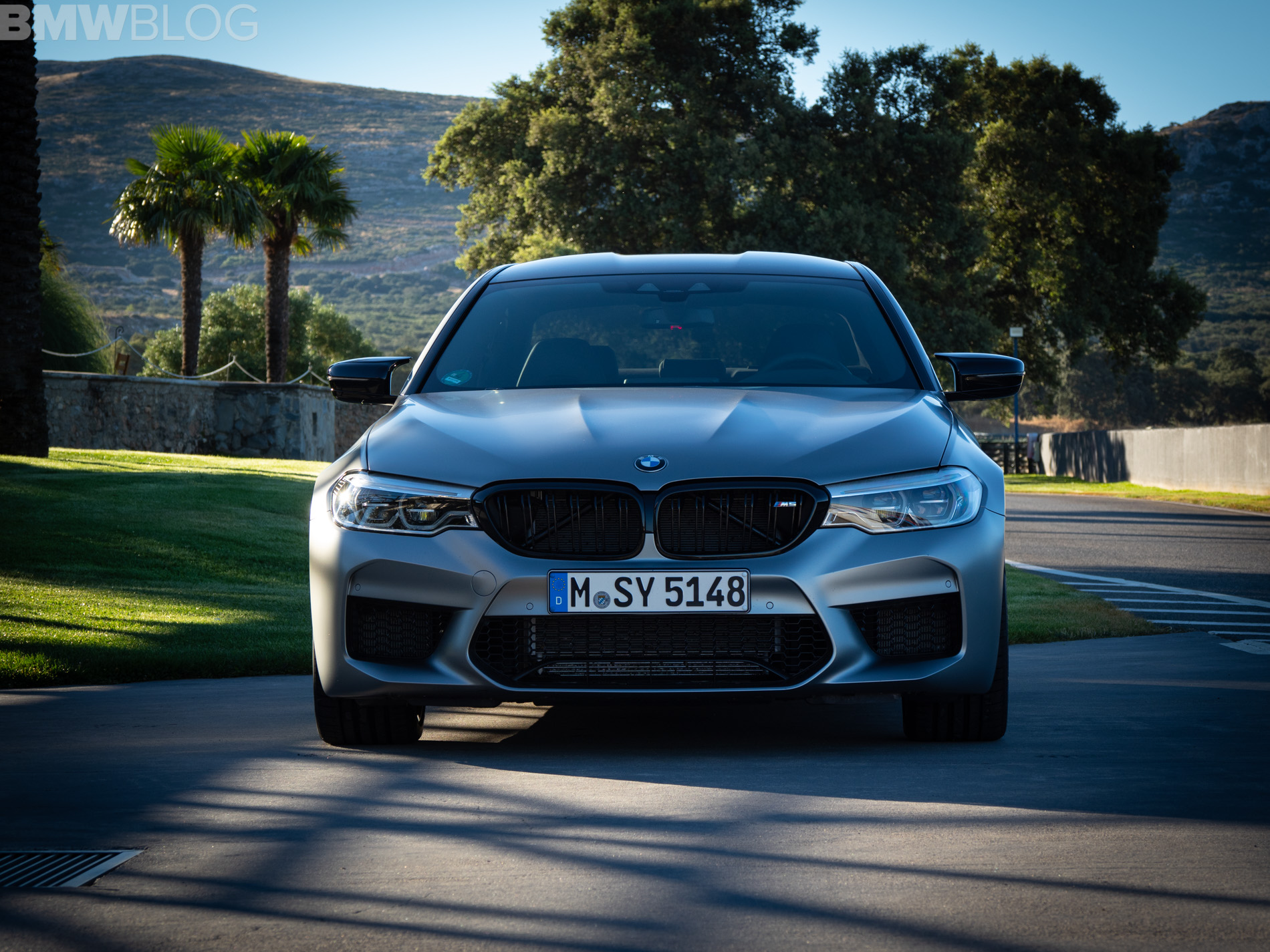 bmw m5 competition photos 13