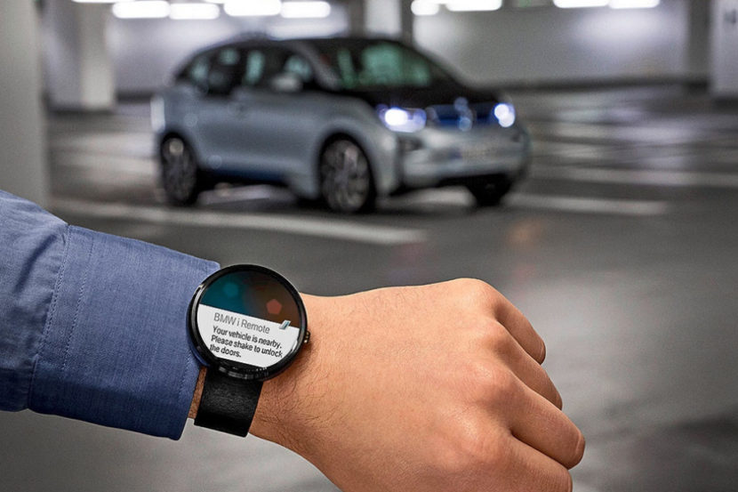 bmw smartwatches 830x553