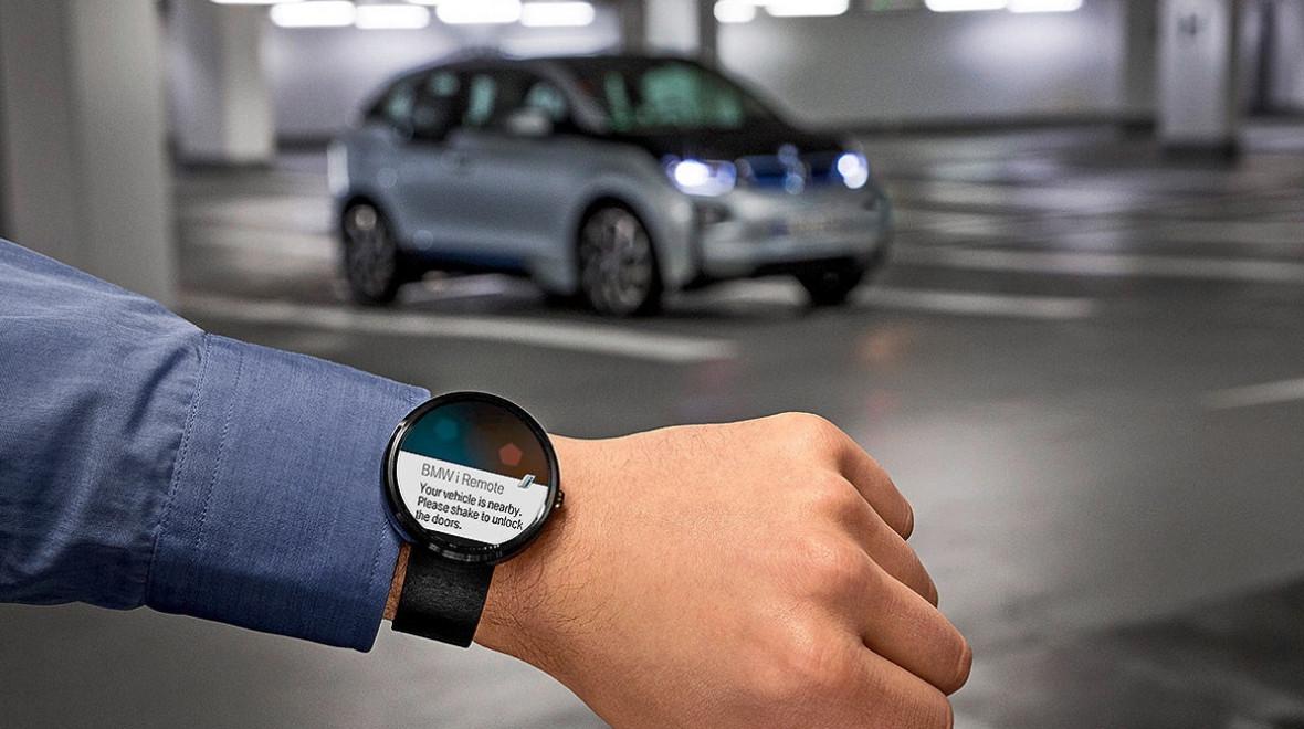 bmw smartwatches