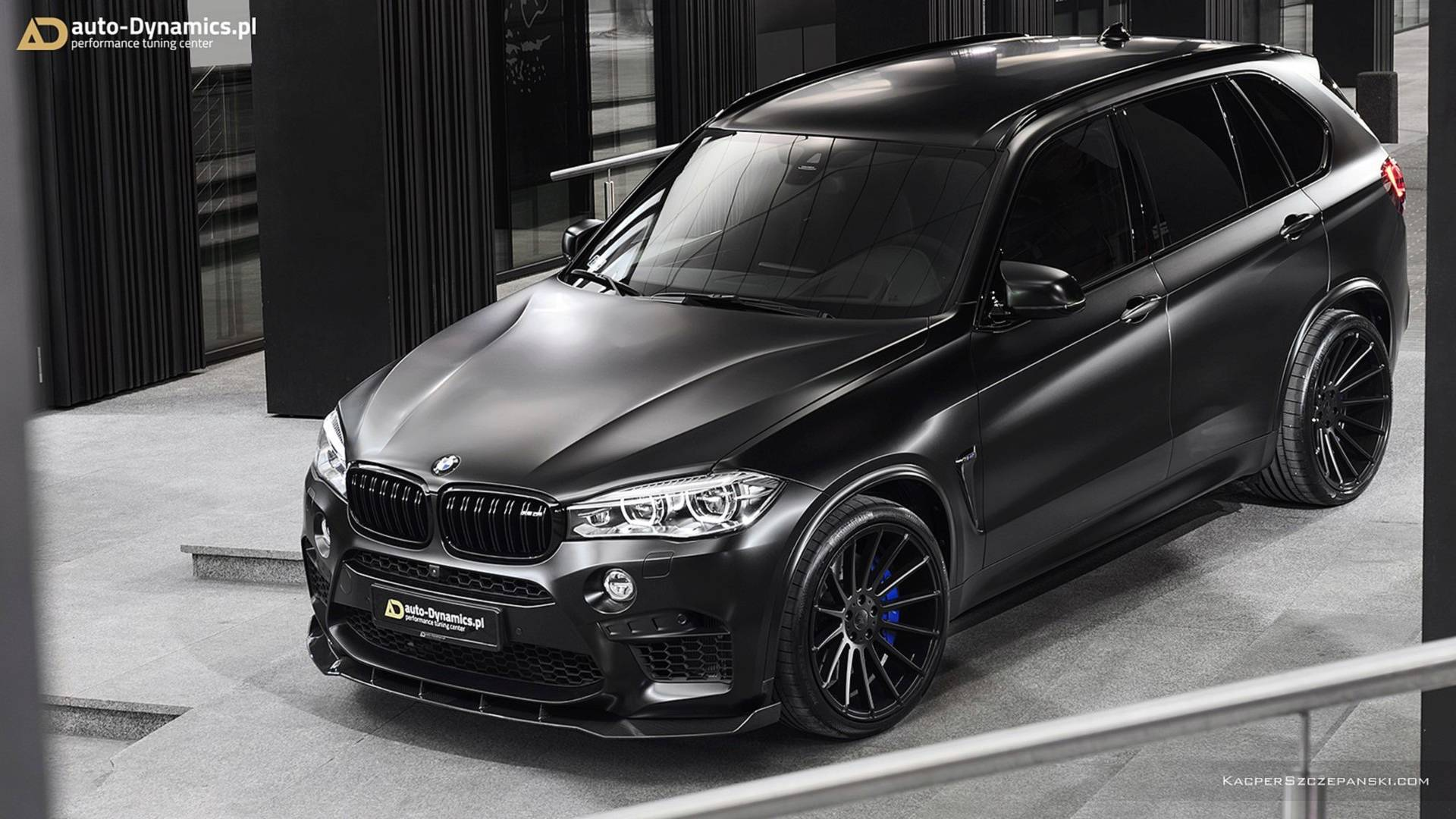 BMW X5 M Avalanche has 670 hp, is very angry
