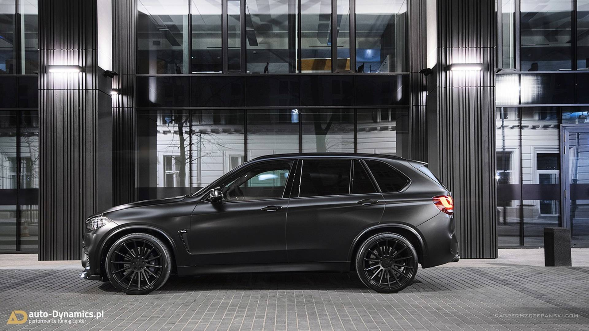 Bmw X5 M Avalanche Has 670 Hp Is Very Angry