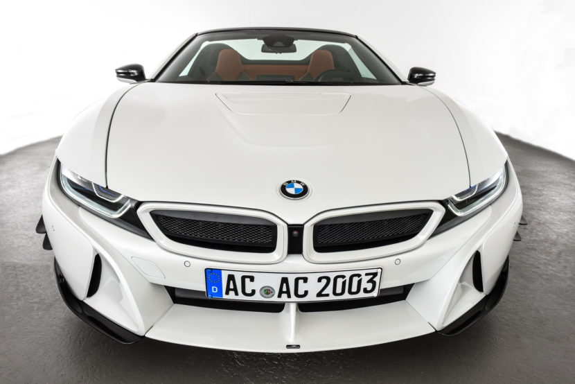 e86ac42b ac schnitzer bmw i8 roadster mods 6 830x554
