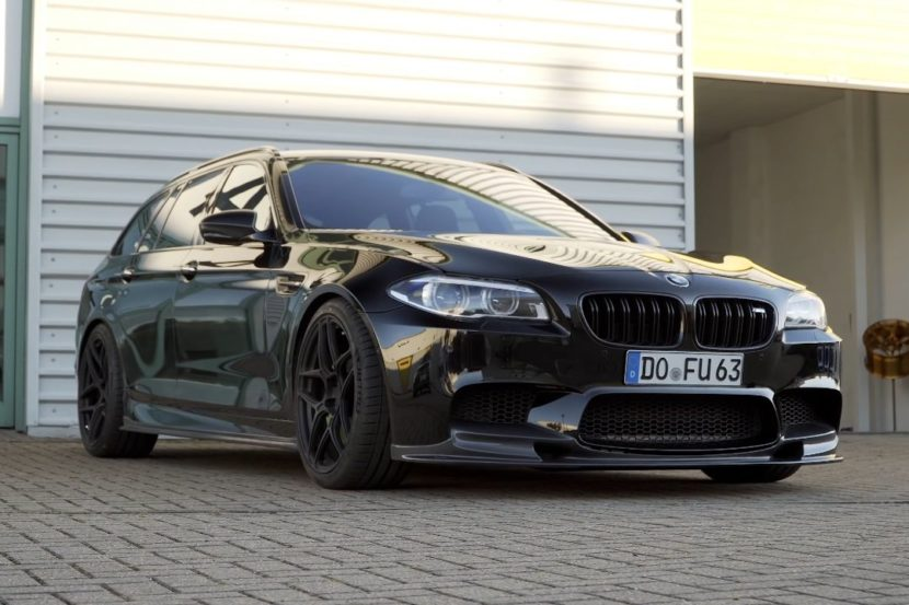 Video This Is The F11 Bmw M5 Touring The Germans Never Made