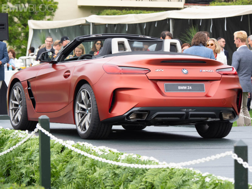 2019 bmw z4 roadster premiere pebble 17 830x623