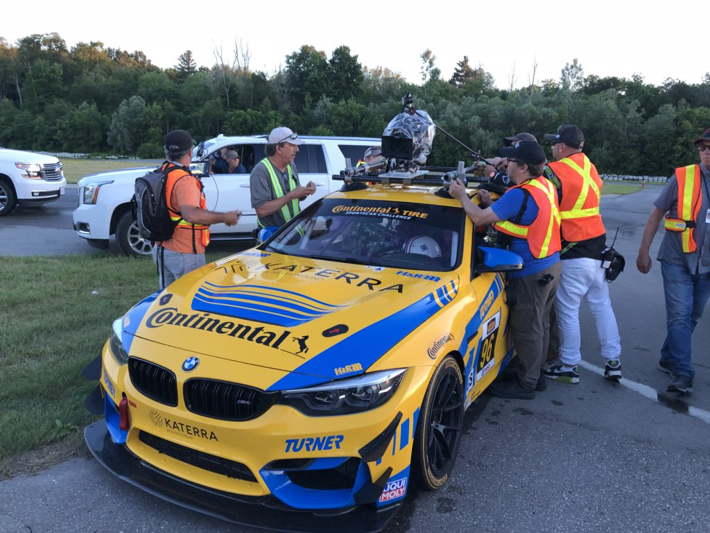 "The Art Of Racing In The Rain: Turner Motorsport BMW M4 GT4 To Star In ""The Art Of Racing"