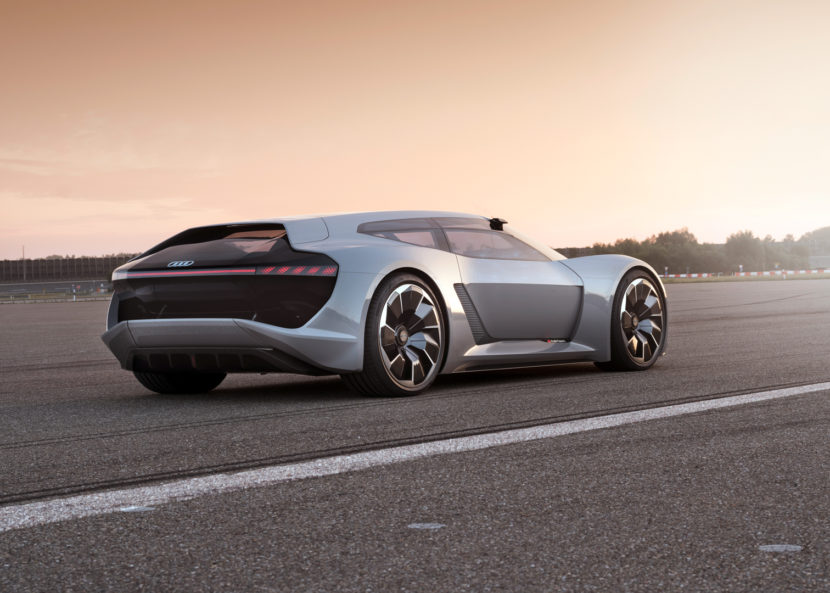 Audi PB18 e tron Concept Pebble Beach 28 of 36 830x593