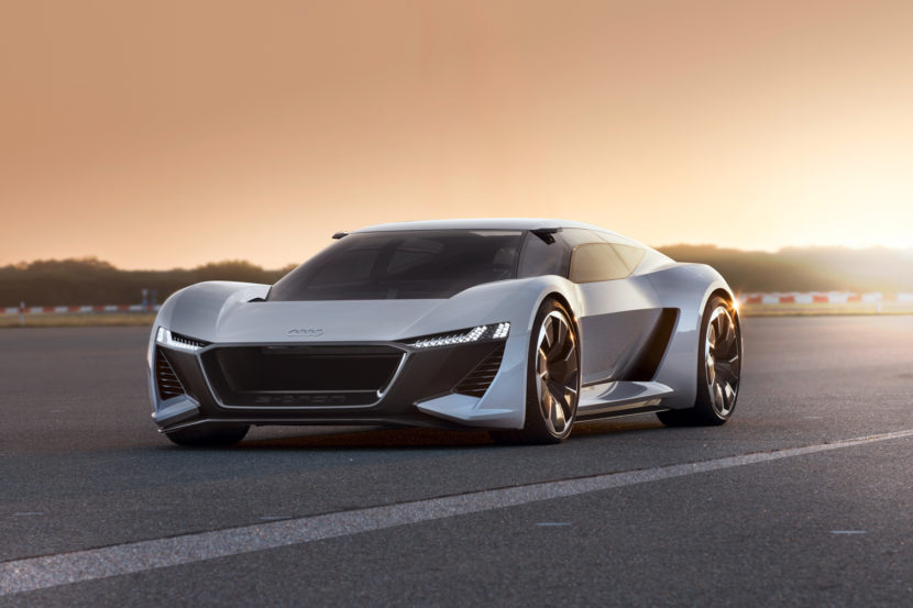 Audi PB18 e tron Concept Pebble Beach 30 of 36 830x553