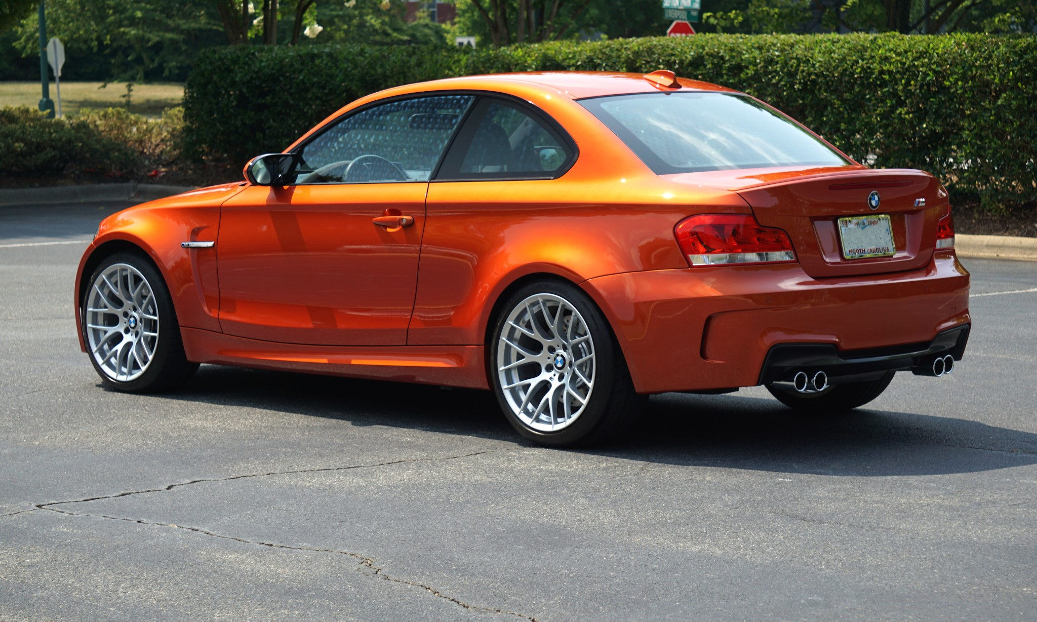 This Low Miles Bmw 1m Sold For 72 500