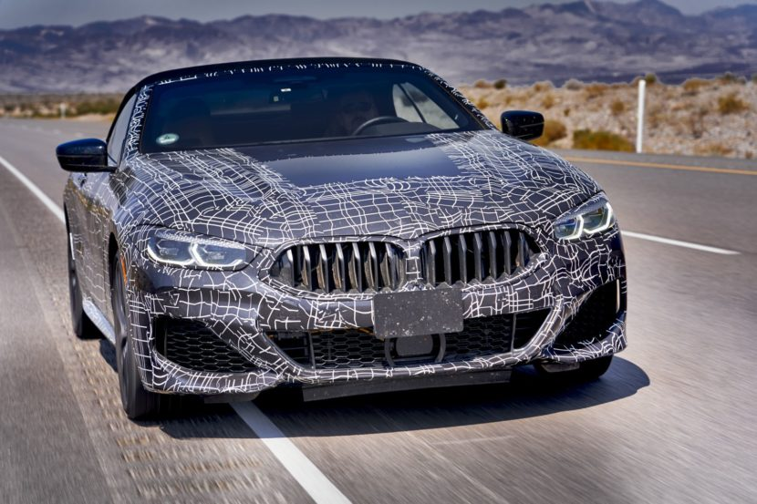BMW 8 Series Prototype 10 830x553