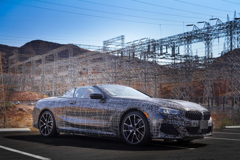 BMW 8 Series Prototype 2 830x554