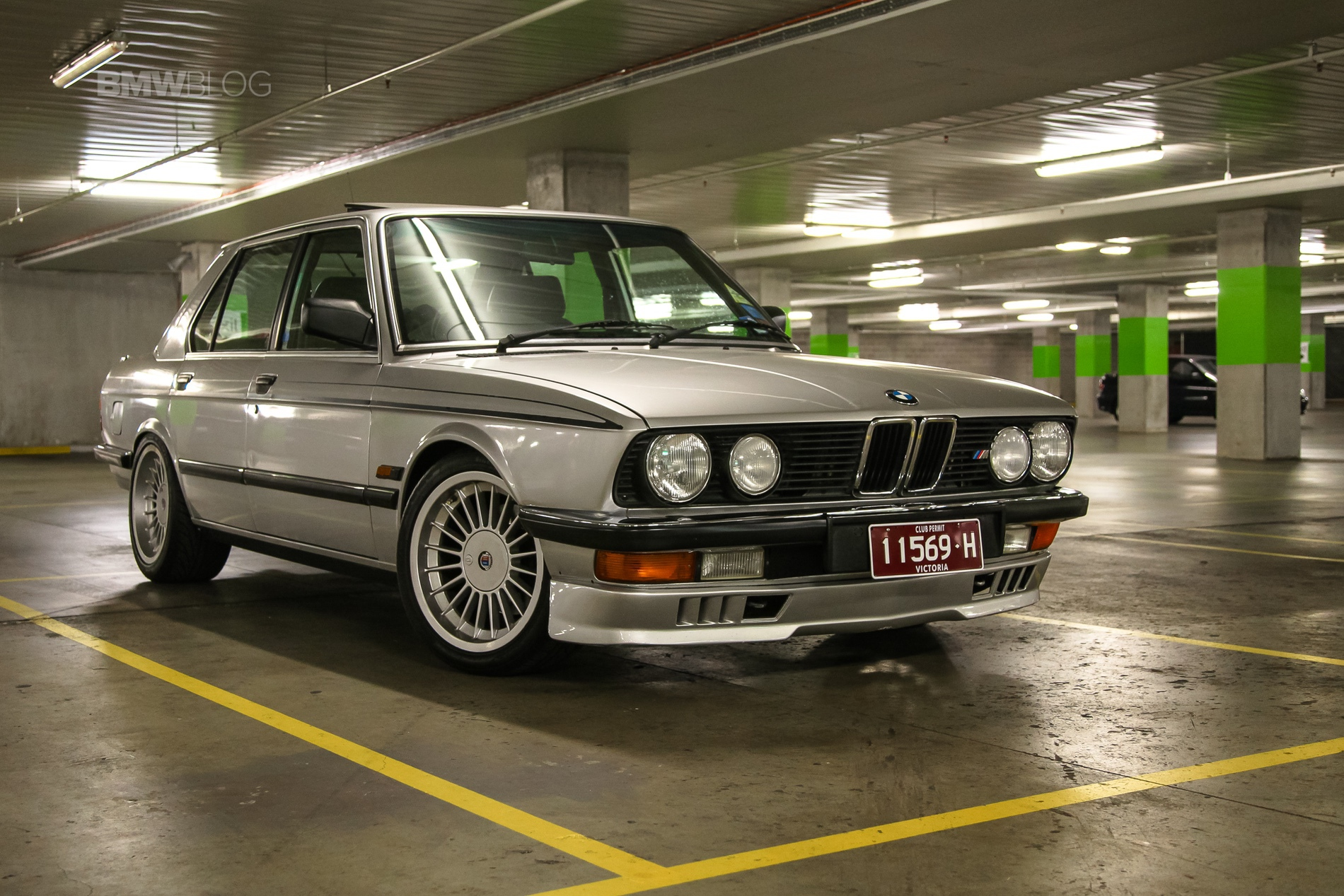 I Really Miss My Old E28 5 Series And I Blame You Tom Cruise