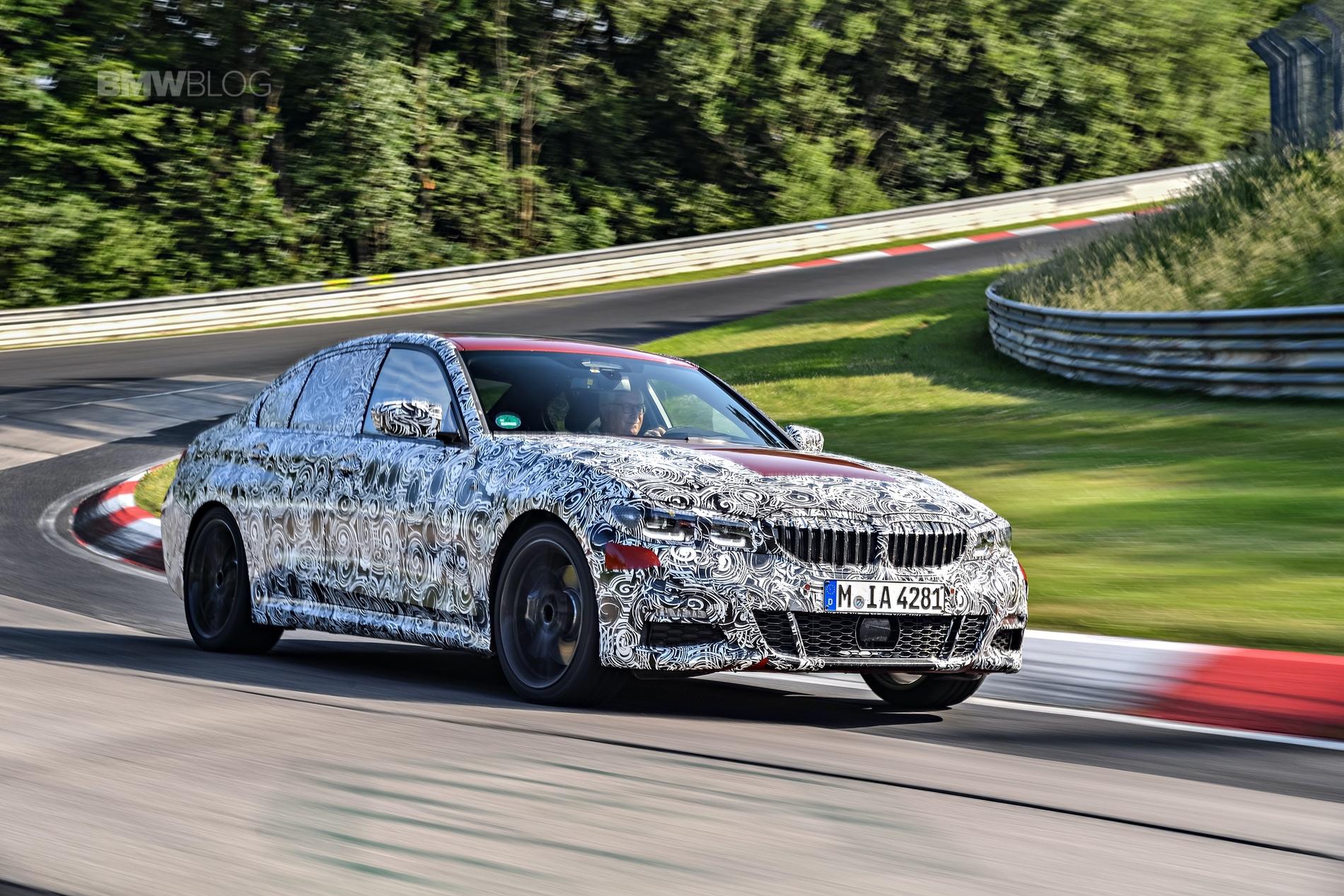 BMW G2 3 Series pre drive review7