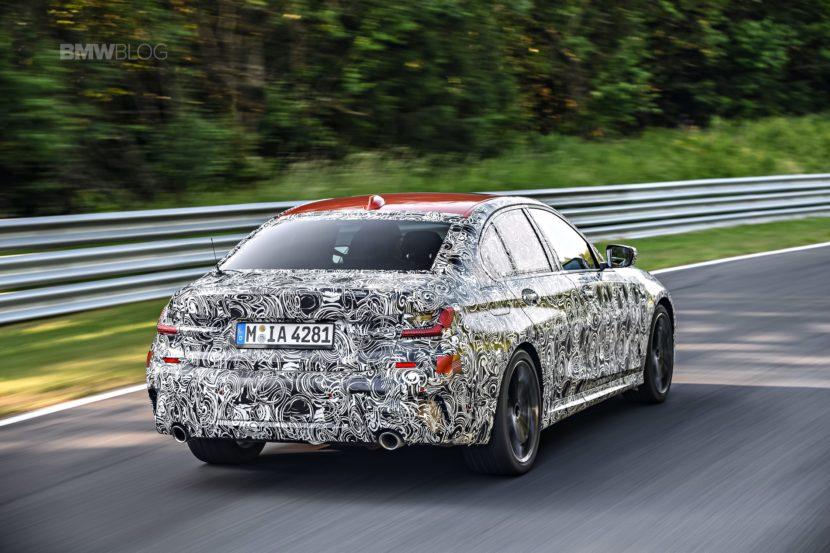 BMW G2 3 Series pre drive review9 830x553
