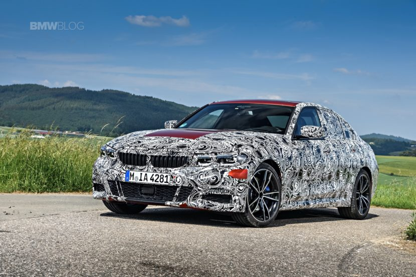 BMW G2 3 Series review20 830x553