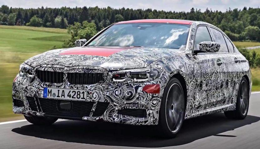 BMW G20 3 Series pre drive 1 830x476