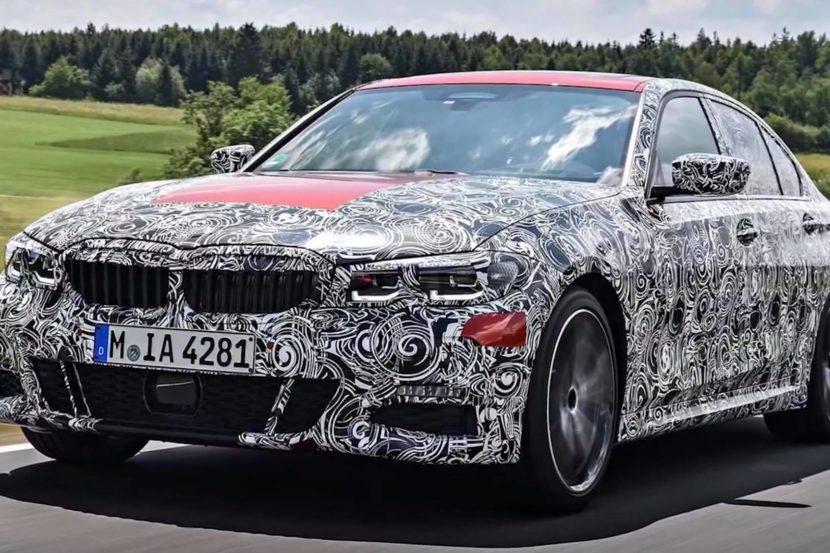 BMW G20 3 Series pre drive 1 830x553