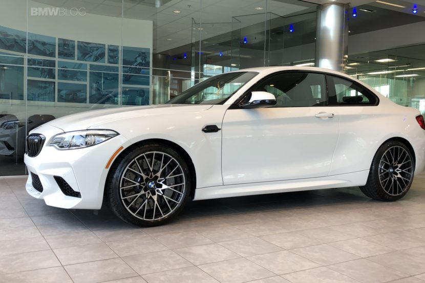 BMW M2 Competition Alpine White11 830x553