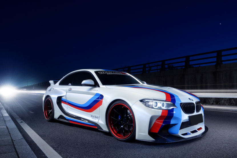 BMW M2 Vision Gran Turismo 1 2 830x553
