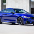 BMW M4 San Marino Blue M Performance Parts 3 of 35 120x120