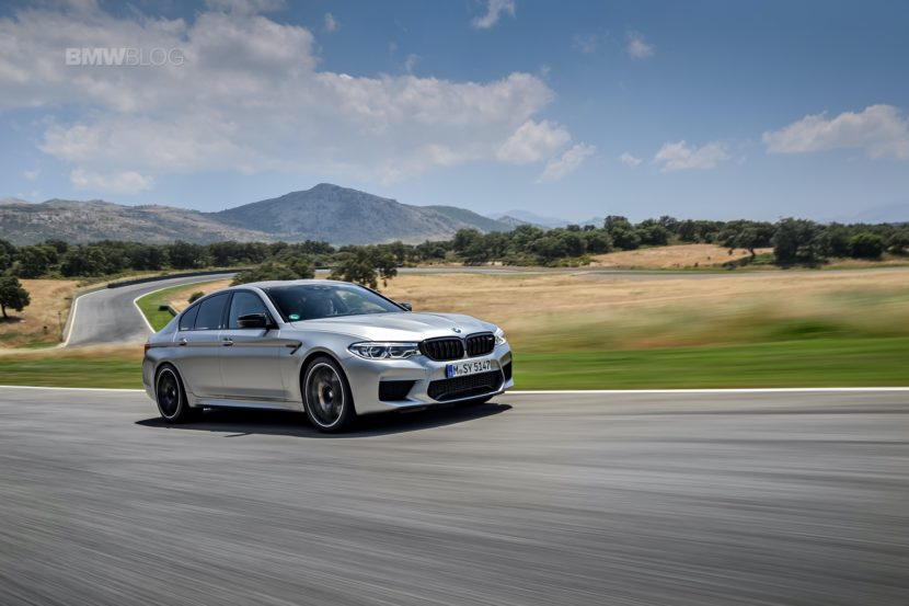 BMW M5 Competition test drive10 830x553