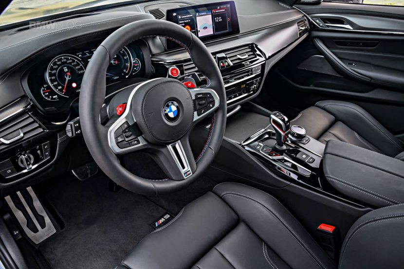 BMW M5 Competition test drive111 830x553